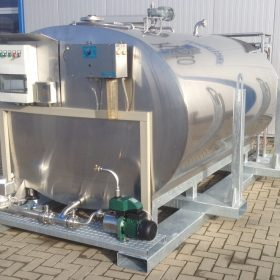 Used Portable Drinking Water Tank