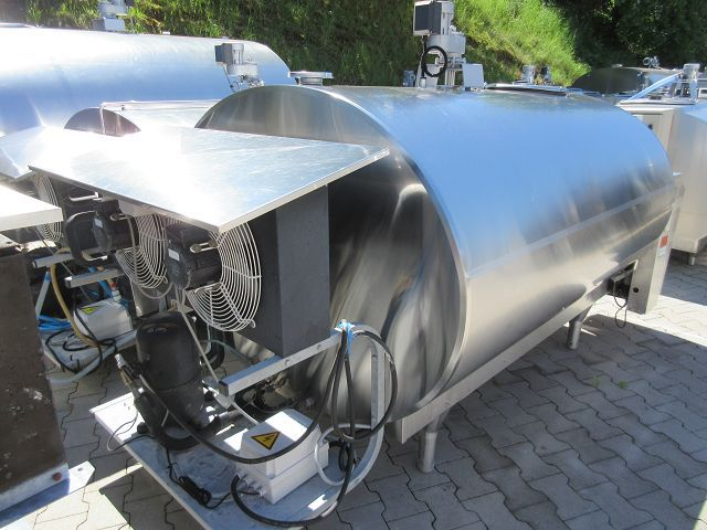 Used Serap Milk / Wine Tank