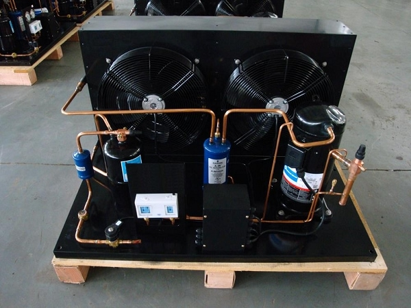 Cooling and Refrigeration Unit with Alco/Emerson Oil Separator