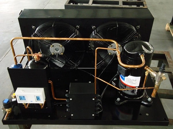 Scroll Cooling and Refrigeration Unit