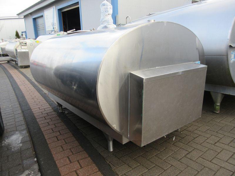 Mueller Milk Bulk Tank O-500 to 2000 Lliter