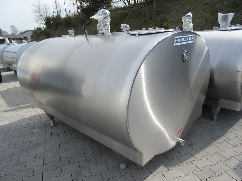 mueller milchtank o-1500 6000 liter gebraucht