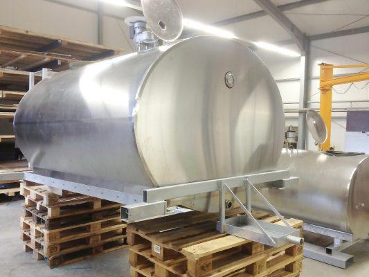sonderbau-milchtank-konstruktion