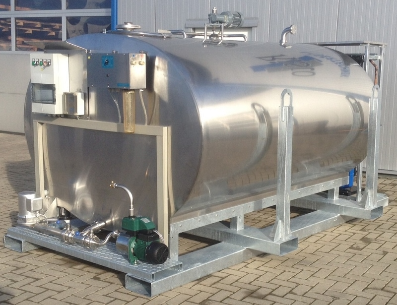Stainless Steel Drinking Water Tank