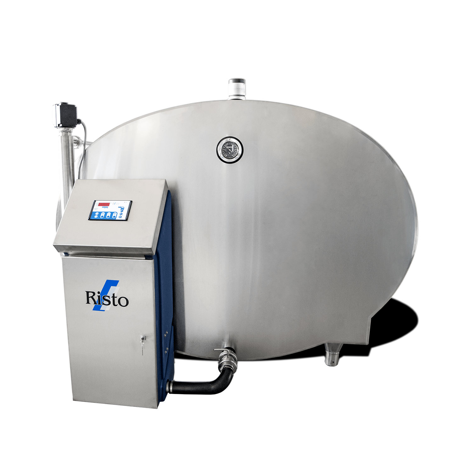 Milk Cooling Regulation Tank with Automatic Agitation