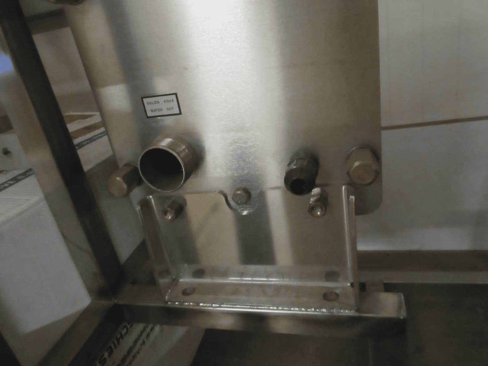 Plattenkühler Plattentauscher Wärmetauscher Plattenwärmetauscher NEU 65 Platten
