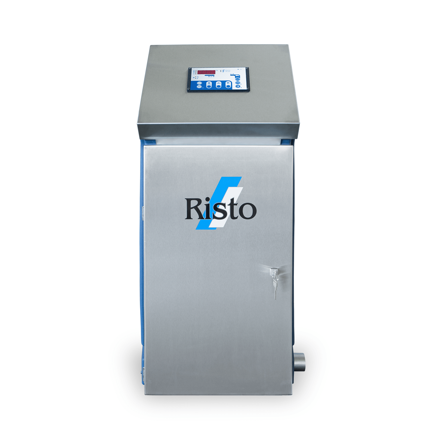 Risto Wash 2018 Milk Tank Cleaning System