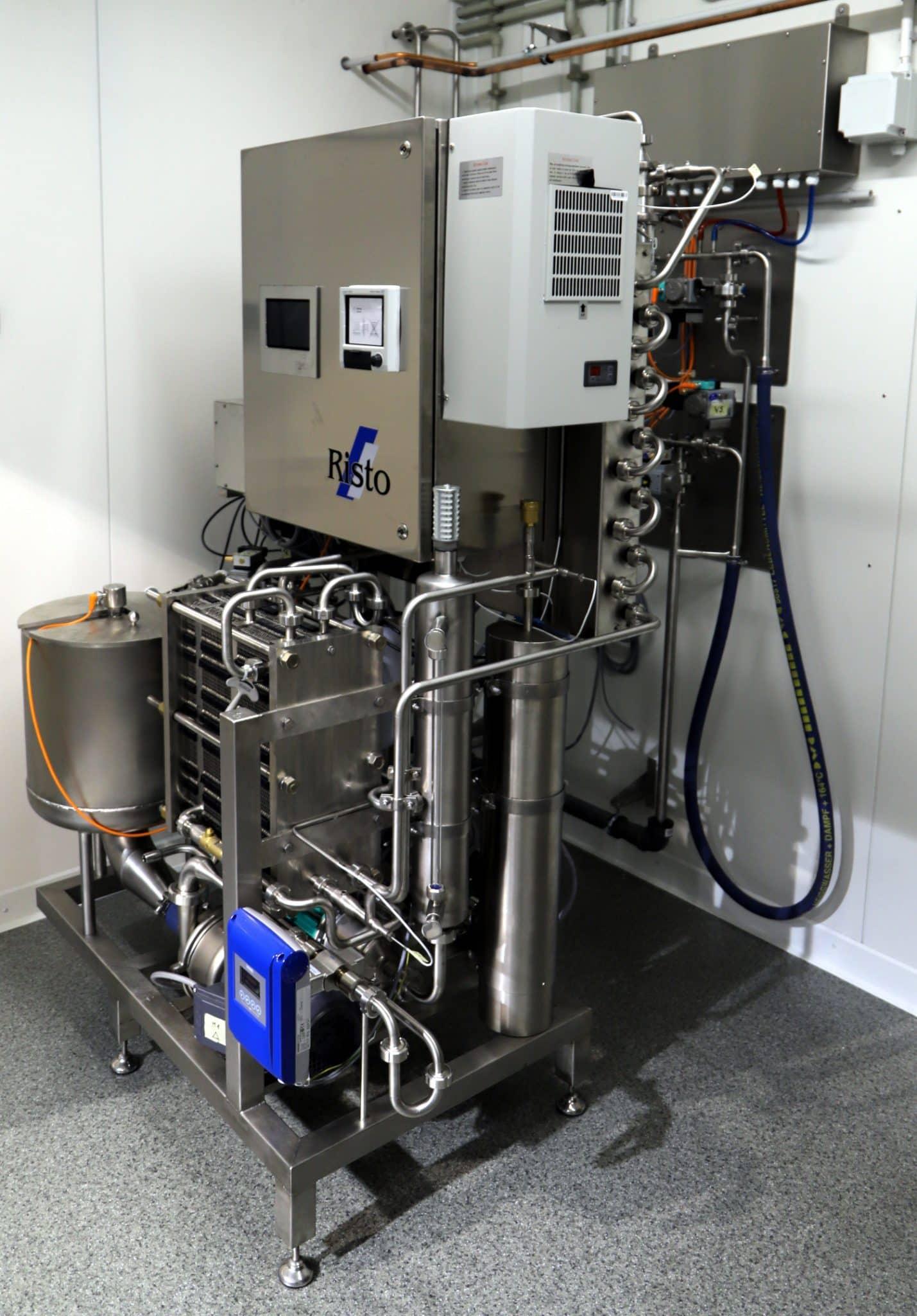 Plattenpasteur PP-400 from Risto