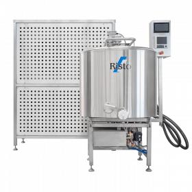 Vat Pasteurizer WP-220 Risto