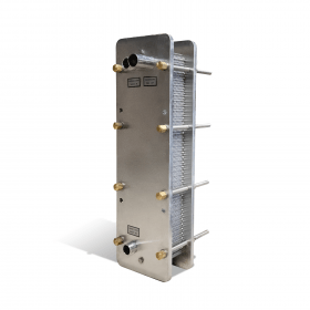 Plate Cooler (Plate Heat Exchanger, Heat Exchanger)