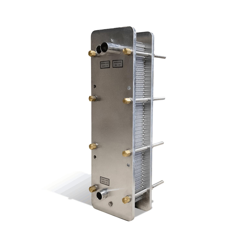 Plate Cooler (Plate Heat Exchanger, Heat Exchanger)