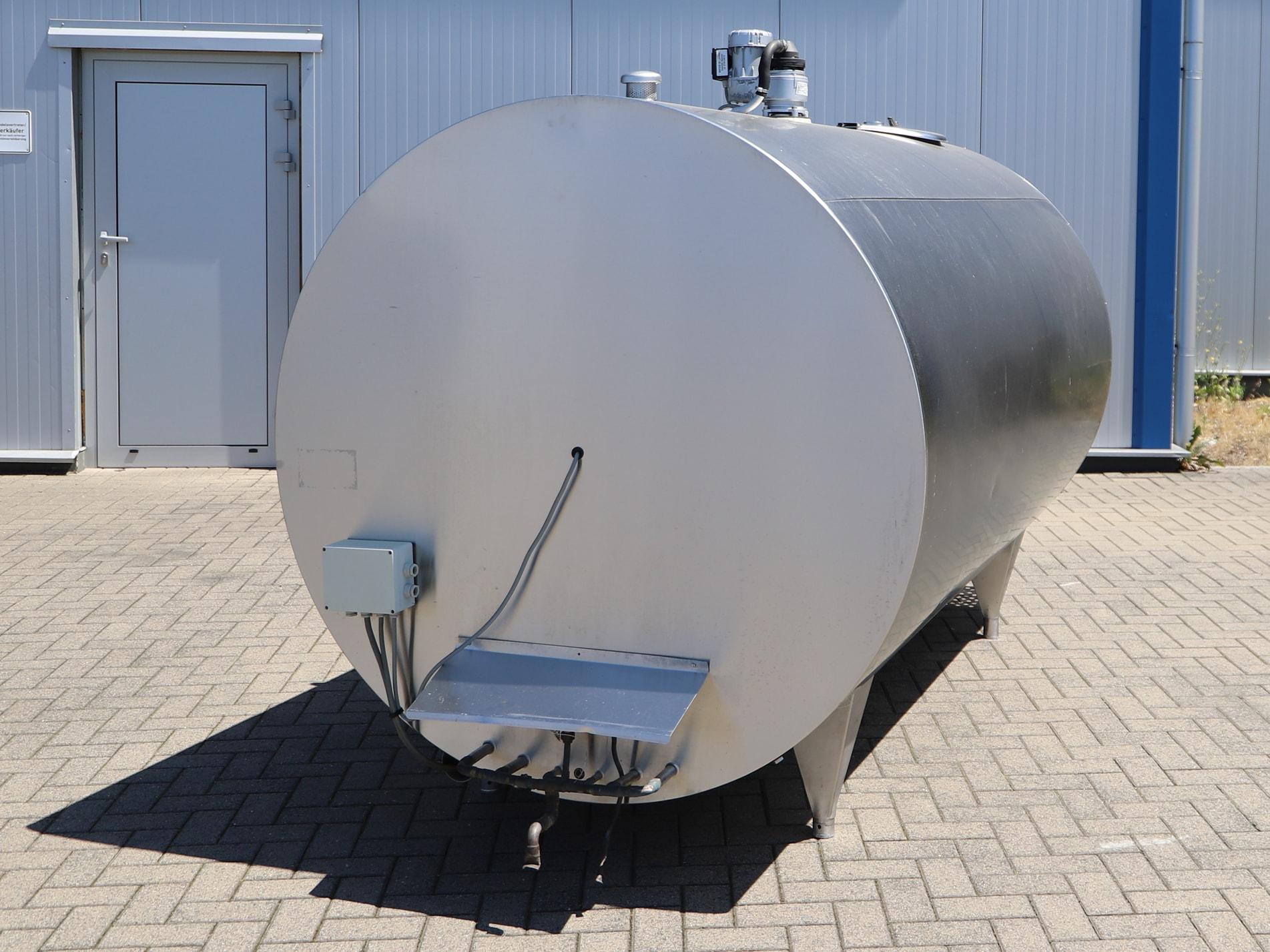 Alfa Laval Milk Bulk Tanks