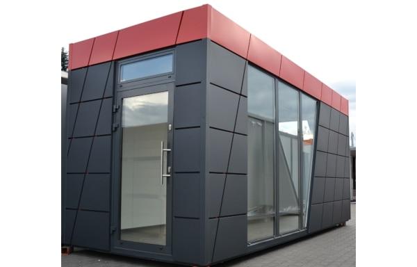 Bürocontainer Beispiel 10