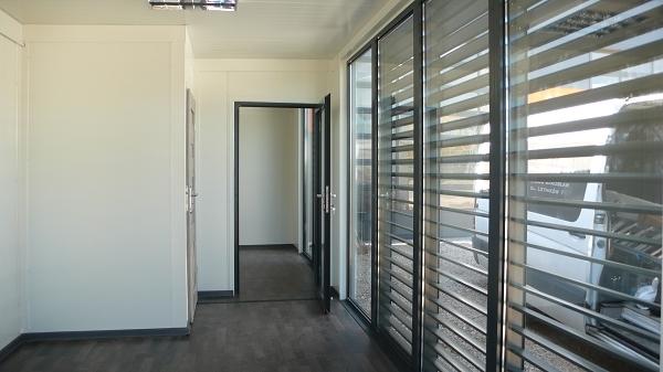 Bürocontainer Innen 03