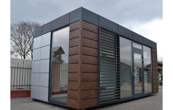 Bürocontainer Beispiel 9