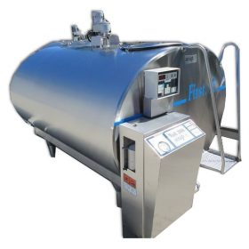 used serap mueller milk tank 2000 to 2500 liters rl10 cleaning system
